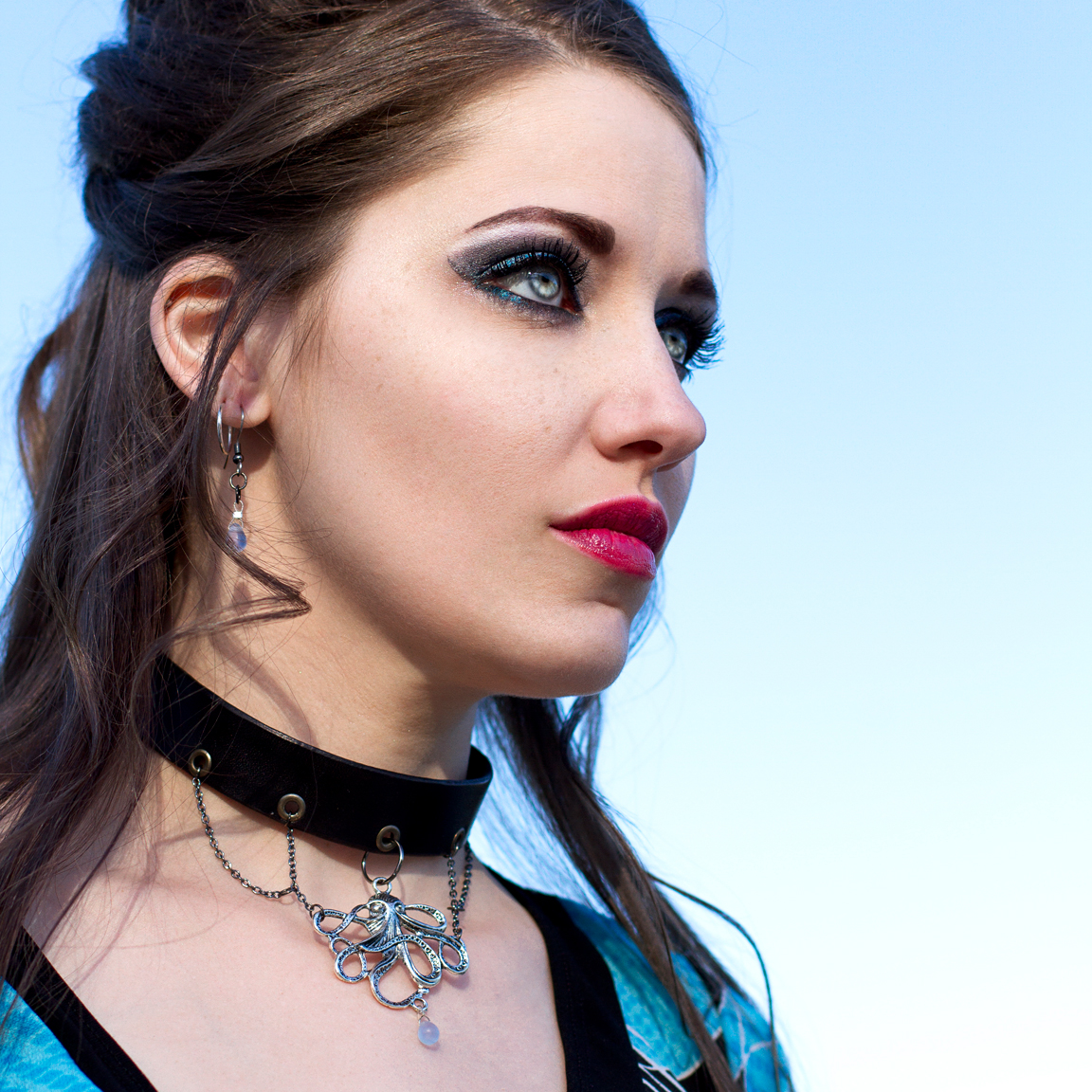 octopus-choker-necklace