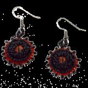 cool dragon earrings