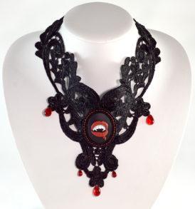vampire costume jewelry