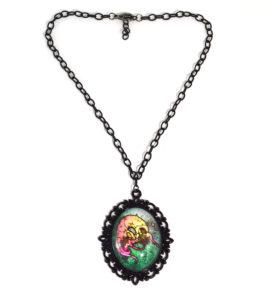 Gothic Mermaid Necklace