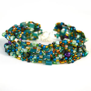 mermaid beach bracelet