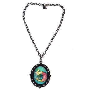 Mermaid Fantasy Necklace