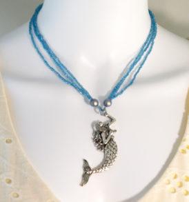 MermaidMermaid Pendant Necklace Pendant Necklace