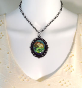 Real Mermaid Necklace